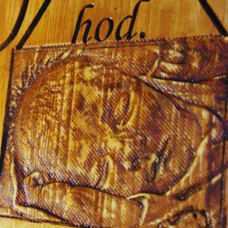 tabuľa pre dieťa z dreva